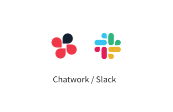 Chatwork/Slack